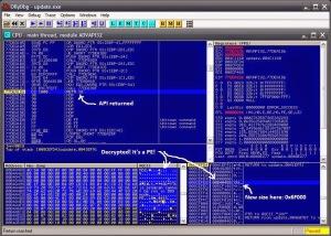 Herramienta keaylogger Limitless software malicioso